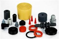 Various examples of Custom Molded components