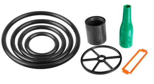 o-rings, gaskets, and seals