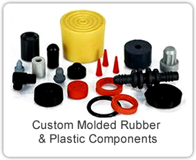 Custom Molded Rubber & Plastic Components Page